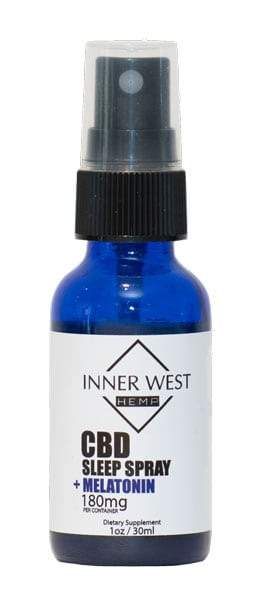 sleep support spray WEBSITE